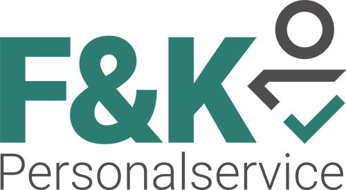 F&K Personalservice Logo