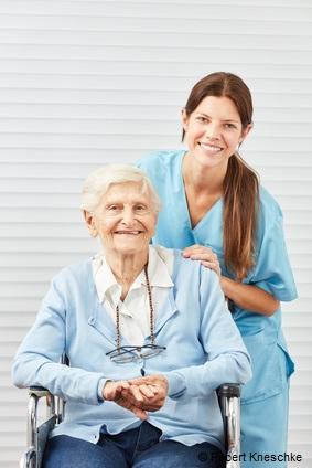 Pflegeassistenten